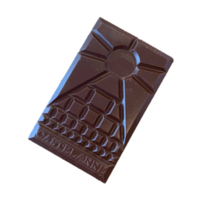Tablette chocolat noir 75% Indonésie