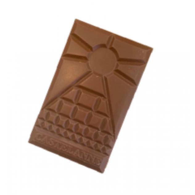 Tablette chocolat au lait à la Fleur de sel