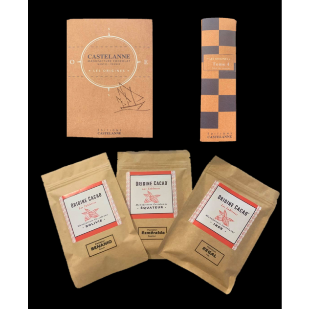 Edition Manufacture Castelanne Tome 4 : Tour du Monde