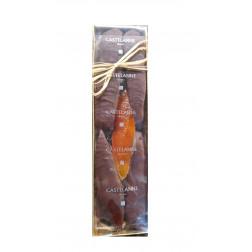 Tranches d'Orange Confites Chocolat