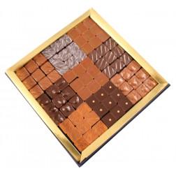 Coffret carré Praliné 51