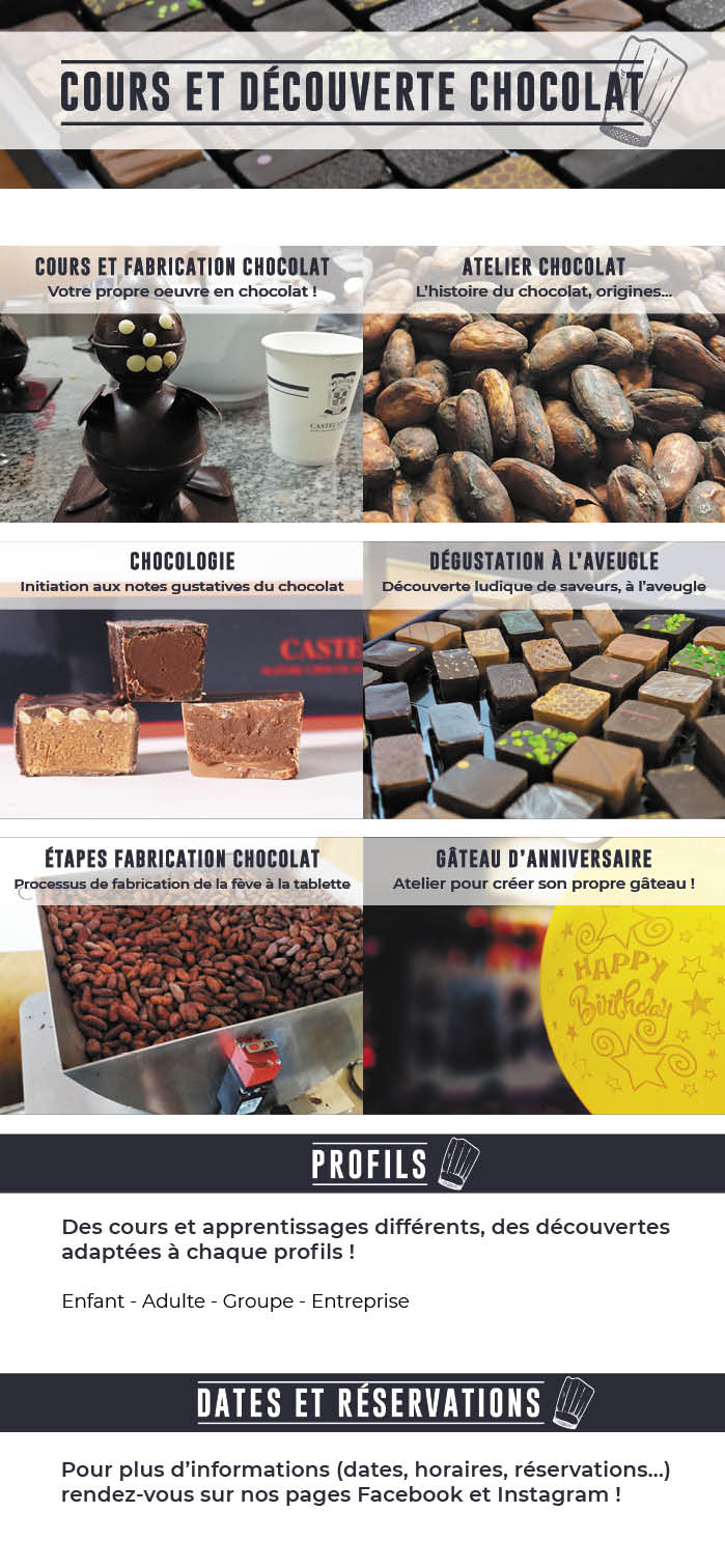 cours de chocolat nantes