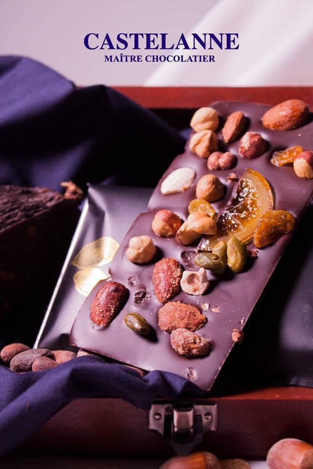 Castelanne chocolat nantes maitre artisan